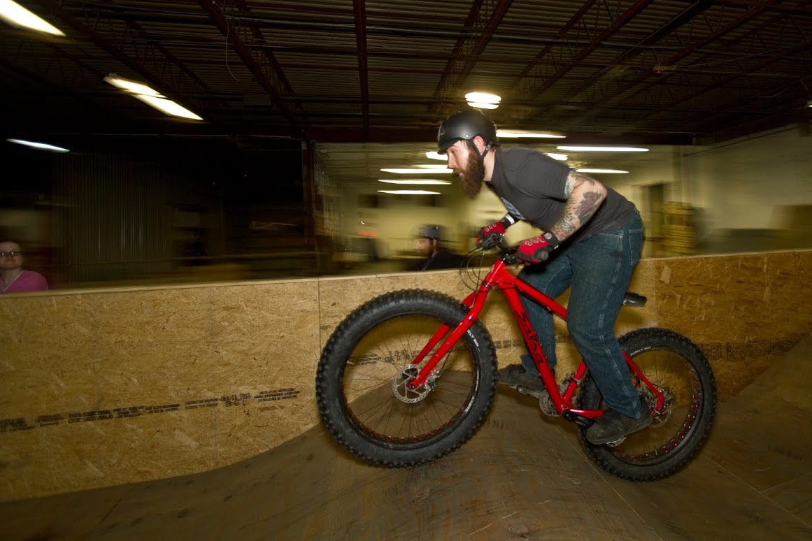 The Wheel Mill Fat Tire Jam